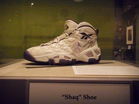 Shaquille O Neal Schuhgröße
